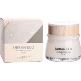 Крем для лица The SAEM осветляющий Urban Eco Harakeke Whitening Cream 60 мл