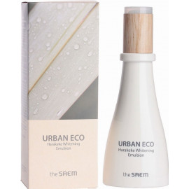 Эмульсия для лица The SAEM осветляющая Urban Eco Harakeke Whitening Emulsion 140 мл
