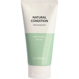 Пенка для умывания The SAEM Natural Condition Cleansing Foam Sebum Controlling 150 мл