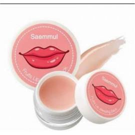 Маска для губ The SAEM фруктовая ночная Saemmul Fruits Lip Sleeping Pack 9 гр