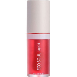 Масло для губ The SAEM Eco Soul Lip Oil 02 Berry