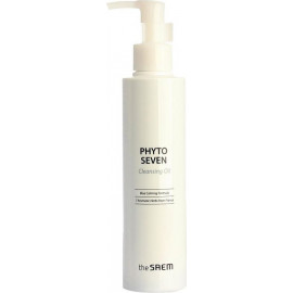 Масло для лица The SAEM очищающее PHYTO SEVEN Cleansing Oil 200 мл