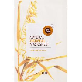 Тканевая маска The SAEM с экстрактом овсянки Natural Oatmeal Mask Sheet 21 мл в рассрочку по Халве