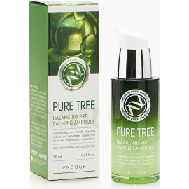 Cыворотка Enough Pure Tree Balancing Pro Calming up Ampoule 30 мл