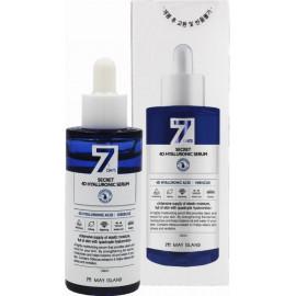Сыворотка с гиалуроновой кислотой MAYISLAND 7 Days Secret 4D Hyaluronic Serum 50 мл