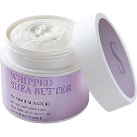 Взбитое масло Ши SKINOMICAL Whipped Shea Butter 200 мл