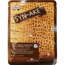 Маска для лица тканевая MAYISLAND Real Essence Sye-Ake Mask Pack 25 мл