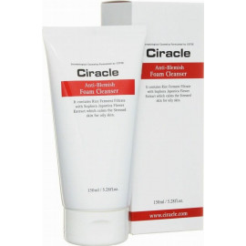 Пенка для умывания Ciracle для жирной кожи anti-blemish Foam Cleanser 150 мл