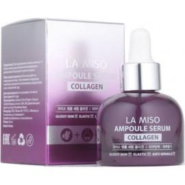 Антивозрастная ампульная сыворотка для лица La Miso с коллагеном Ampoule Serum Collagen 35 мл