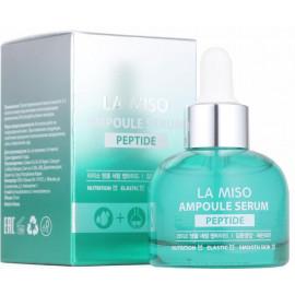 Восстанавливающая ампульная сыворотка La Miso с пептидами Ampoule Serum Peptide 35 мл