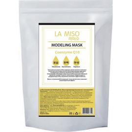Альгинатная маска La Miso с коэнзимом Q10 для зрелой кожи Coenzyme Q10 Modeling Mask 1 кг