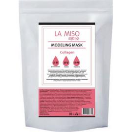Альгинатная маска La Miso с коллагеном для сухой кожи Modeling Mask Collagen 1 кг