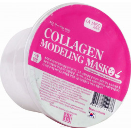 Альгинатная маска La Miso с коллагеном для сухой кожи Modeling Mask Collagen 28 гр