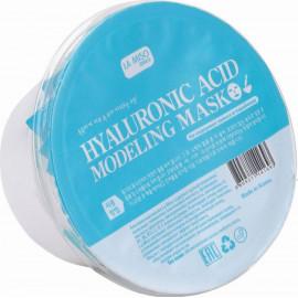Альгинатная маска La Miso с гиалуроновой кислотой для обезвоженной кожи Modeling Mask Hyaluronic Acid 28 гр
