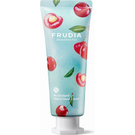 Крем для рук Frudia c вишней Squeeze Therapy Cherry Hand Cream 80 гр