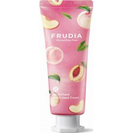 Крем для рук Frudia c персиком Squeeze Therapy Peach Hand Cream 80 гр