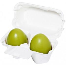 Мыло-маска Грин Ти Эгг Соап с зеленым чаем Holika Holika 50г+50г