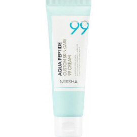 Крем для лица с пептидами MISSHA Aqua Peptide Custom Skin Care 99 CREAM 50 мл