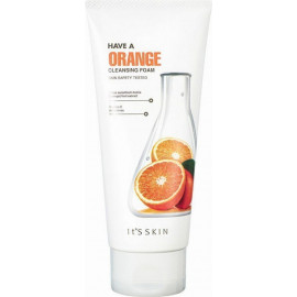 Тонизирующая пенка для умывания It's Skin Have a Orange Cleansing Foam 150 мл