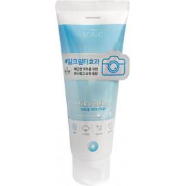 Пилинг-скатка SCINIC с молочными протеинами для чувствительной кожи FACE PEELTER MILK PEELING 80 мл