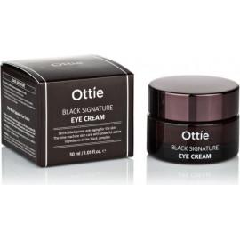 Крем для глаз Ottie с муцином улитки Black Signature Eye Cream 30 мл