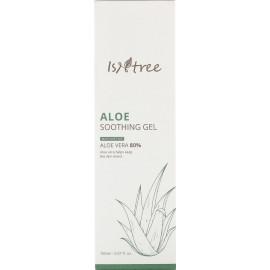 Успокаивающий увлажняющий гель IsNtree с экстрактом алоэ 80% ALOE SOOTHING GEL MOISTURE 100 мл
