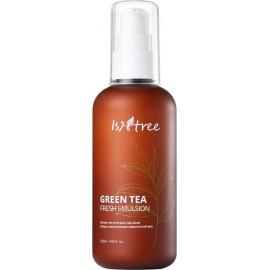 Увлажняющая эмульсия IsNtree с экстрактом зеленого чая GREEN TEA FRESH EMULSION 120 мл