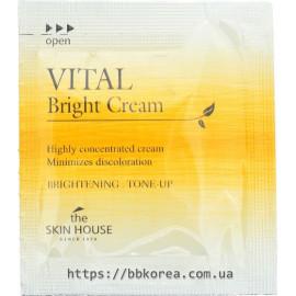 ПРОБНИК Крем The Skin House для сияния кожи Vital Bright 2мл