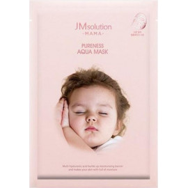 Тканевая увлажняющая маска JMsolution MAMA Pureness Aqua Mask 30 мл