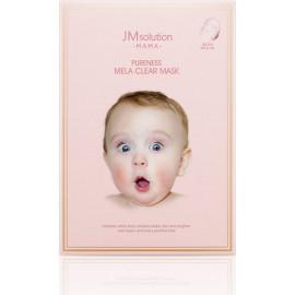 Тканевая увлажняющая маска JMsolution MAMA Pureness Mela Clear Mask 30 мл