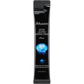Ночной крем с медузой JMsolution Active Jellyfish Sleeping Cream 4мл