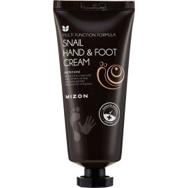 Крем для рук и для ног Mizon Snail Hand and Foot Cream 100 мл