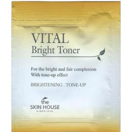 ПРОБНИК Тонер The Skin House Vital Bright Toner для сияния кожи