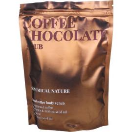Скраб для тела Skinomical КОФЕЙНЫЙ/КОФЕ и ШОКОЛАД Natural Coffee Chocolate Scrub 250 гр