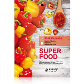 Тканевая маска Eyenlip SUPER FOOD PAPRIKA MASK