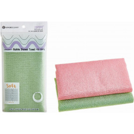 Мочалка для душа SUNG BO CLEAMY Bubble Shower Towel 28х100 см