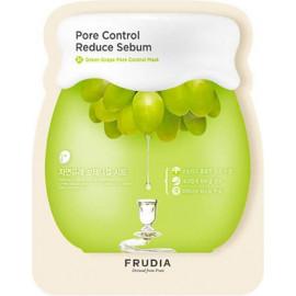 ПРОБНИК Себорегулирующий крем Frudia с зеленым виноградом Green Grape Pore Control Cream 1 мл