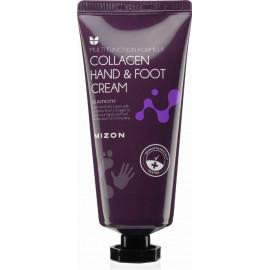 Крем для рук и для ног Mizon Collagen Hand and Foot Cream 100 мл