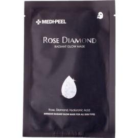 Тканевая маска Medi-Peel с бриллиантовой крошкой Rose Diamond Mask