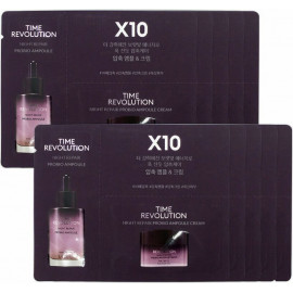 ПРОБНИК Сыворотка, крем Missha  Timer Revolution Night Repair Film Sachet 1гр+1гр