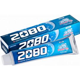Зубная паста Aekyung 2080 ОСВЕЖАЮЩАЯ Dental Clinic Fresh Up 120 гр