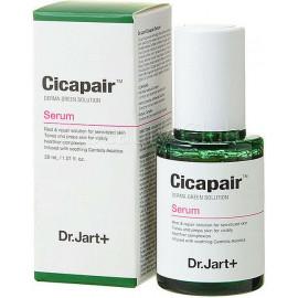 Восстанавливающая антистрессовая сыворотка Cicapair Derma Green Solution Serum 50 мл