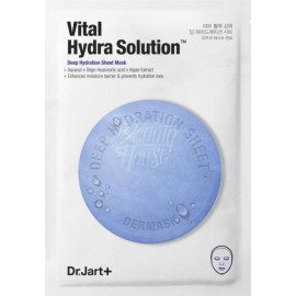 Тканевая маска Dr.Jart Dermask Water Jet Vital Hydra Solution в рассрочку по Халве