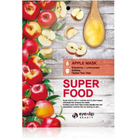 Тканевая маска Eyenlip SUPER FOOD APPLE MASK 23 мл