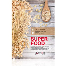 Тканевая маска Eyenlip SUPER FOOD OATS MASK 23 мл
