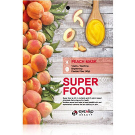 Тканевая маска Eyenlip SUPER FOOD PEACH MASK 23 мл