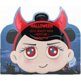 Тканевая маска Ayoume с гиалуроновой кислотой AYOUME HALLOWEEN DEVIL BEAUTY MASK [MOISTURE]