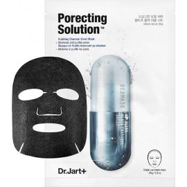 Тканевая маска Dr.Jart  очищение и сужение пор Dermask Ultra Jet Porecting Solution купить
