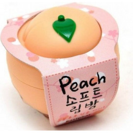 Бальзам для губ Baviphat персик Urban Dollkiss Peach Soft Lip Balm 6гр