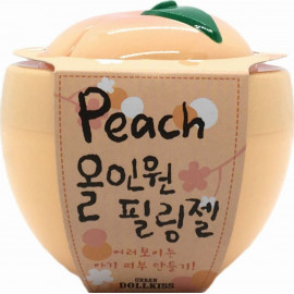 Гель Baviphat отшелушивающий с фруктовыми кислотами Urban Dollkiss Peach All-in-one Peeling gel 100гр